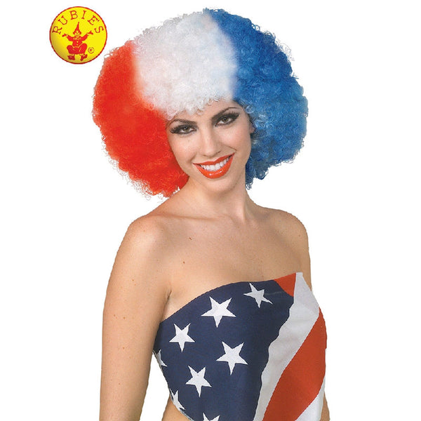 American the Beautiful Wig