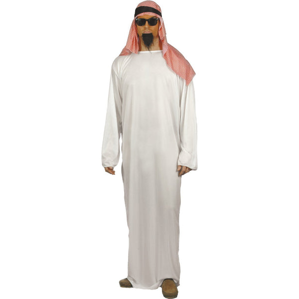 Fake Sheikh Costume - Arabian
