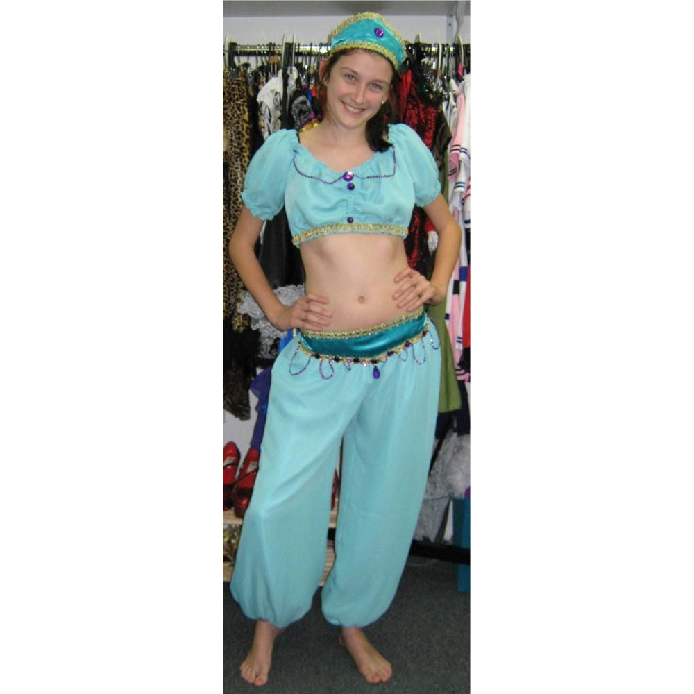 sc 1 st  Cracker Jack Costumes Brisbane & Arabian Princess - Hire u2013 Cracker Jack Costumes Brisbane