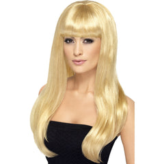 Blonde Long Straight Babelicious Wig