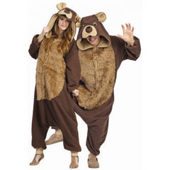 Bailey the Bear Onesie Costume - Hire