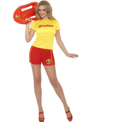 Baywatch Ladies Lifeguard