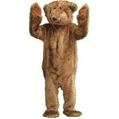 Bear Mascot Animal Costume - Hire