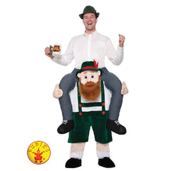 Leprechaun Beer Buddy Piggy Back Costume