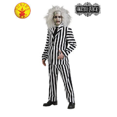 Beetlejuice Deluxe Adult Costume