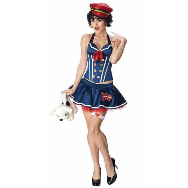 Betty Boop Sailor