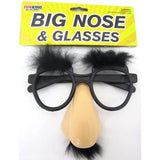 Big Nose and Glasses