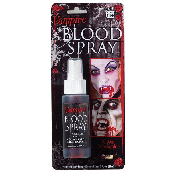 Blood Spray-Pump Bottle