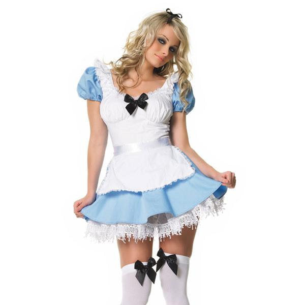 Blue Alice Costume - Hire