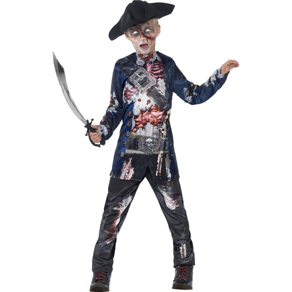 Boys Jolly Rotten Pirate Costume