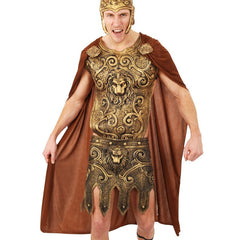 Warrior Brown Cape