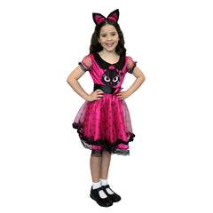Lil Miss Kitty Childrens Costume