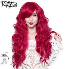 Classic Wavy - Cranberry Wig