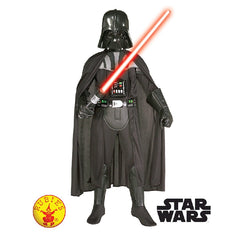 Darth Vader Deluxe Costume - Boys