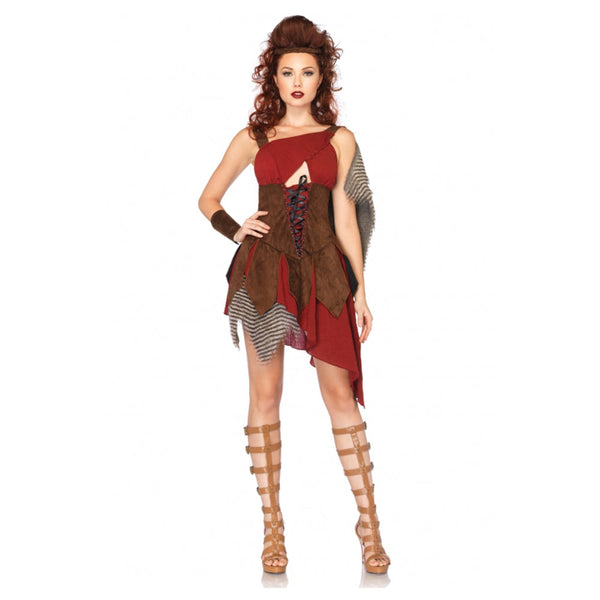 Ladies Deadly Huntress Costume Hire