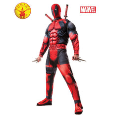 Deadpool Deluxe Adult
