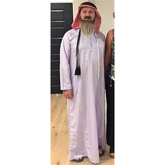Deluxe Arab Costume - Hire