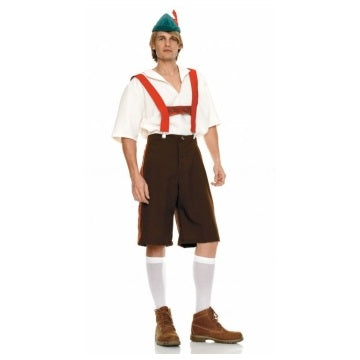 Male Lederhosen - Hire