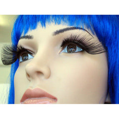 X Large Black Lashes