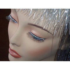 Eyelashes-Black and Tinsel Lashes with Crystals