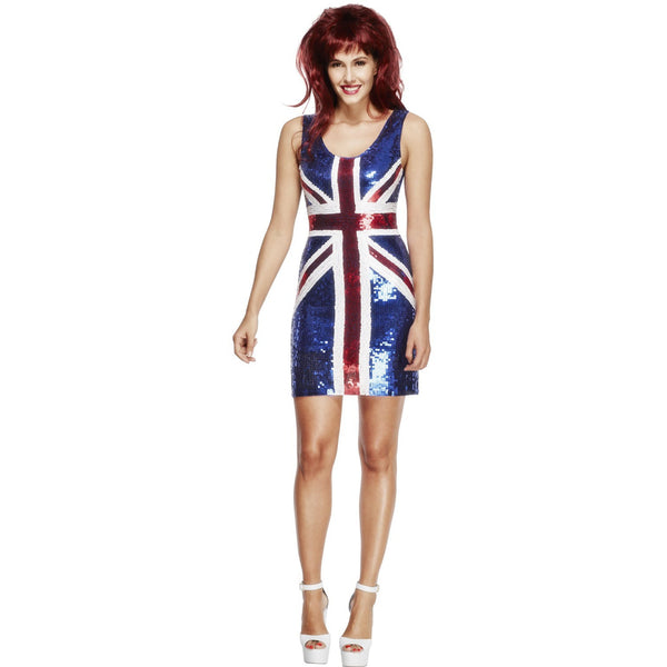 Rule Britannia-Flag Dress