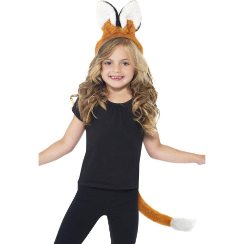 Fox Headband and Tail