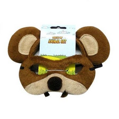 Bear Headband and Mask Set