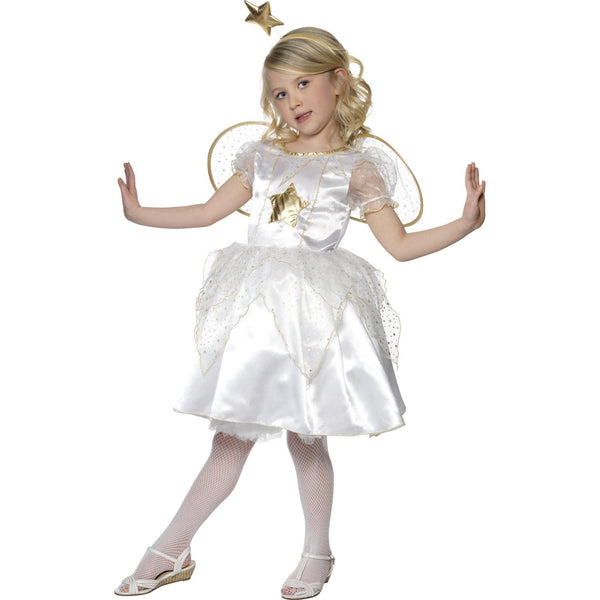 Girls Angel Star Fairy Costume