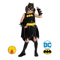 Girls Batgirl Deluxe Costume