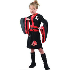 Girls Ninja Costume