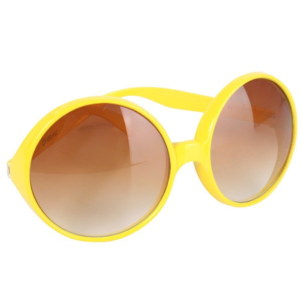 Hippie Yellow Glasses