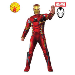 Iron Man Civil War Mens Costume
