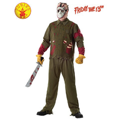 Jason Voorhees Friday the 13th Costume - Hire