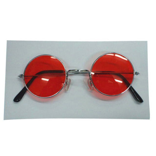 John Lennon Glasses-Red