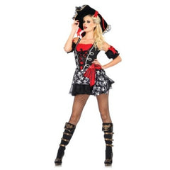 Buccaneer Babe Pirate - Hire