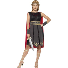Ladies Roman Warrior Costume