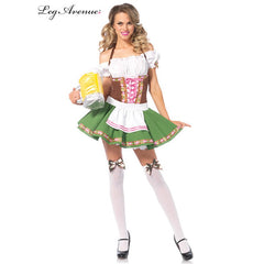 Sexy Oktoberfest Gretchen Costume by Leg Avenue - Buy