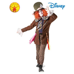 Mad Hatter Deluxe Costume - Adult