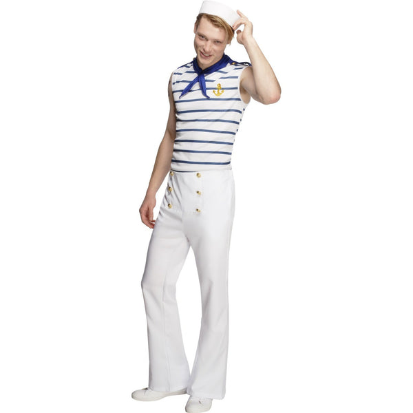 French Sailor Costume