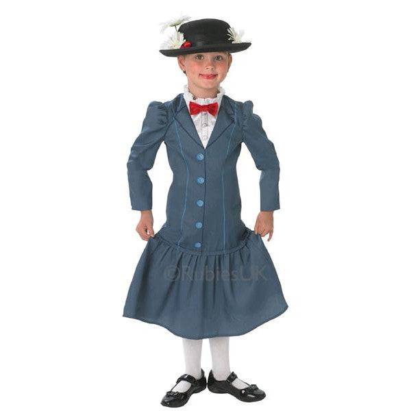 Mary Poppins Deluxe Costume - Child