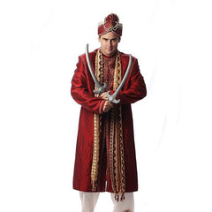 Men's Deluxe Bollywood Costume - Hire