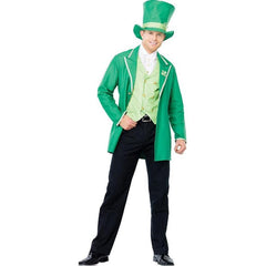 Irish Leprechaun Costume - Hire