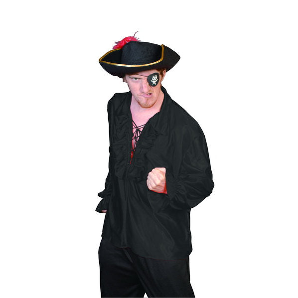 Pirate Shirt-Black