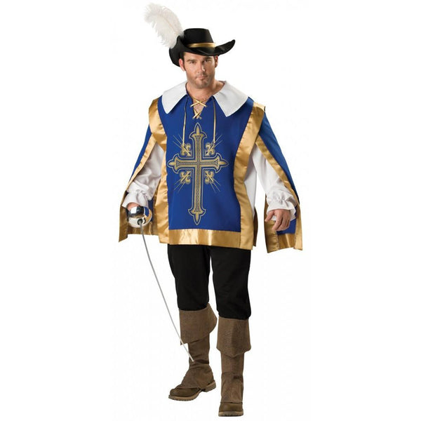 Musketeer Costume - Hire