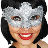 Crystal Lace Eye Mask - Asst Colors