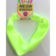 Neon Bandana - Asst Colours