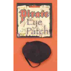 Pirate Eye Patch-Satin
