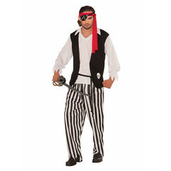Pirate's Mate Costume - Mens