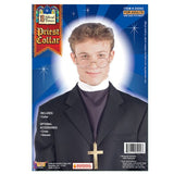 Instant Vicar Collar (Priest Collar)