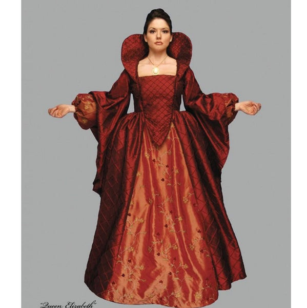 Queen Elizabeth Costume - Hire